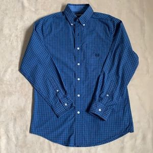 CHAPS, size small, young men's, button down shirt